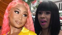 Nicki Minaj Not Filing Police Report Against Cardi B After Shoe-Throwing Attack