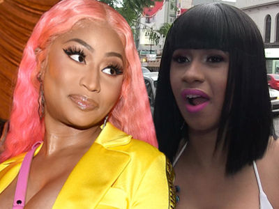 Nicki Minaj Not Filing Police Report Against Cardi B After Shoe-Throwing Attack