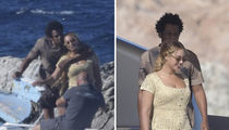 Jay-Z and Beyonce Pose for Pics in Italy During Her Birthday Celebrations