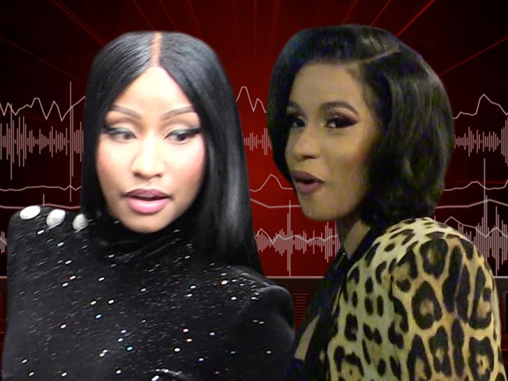 Why Did Cardi B And Offset Name Their Baby Kulture Kiari: Nicki Minaj Says Cardi B Will Get Killed If She Attacks