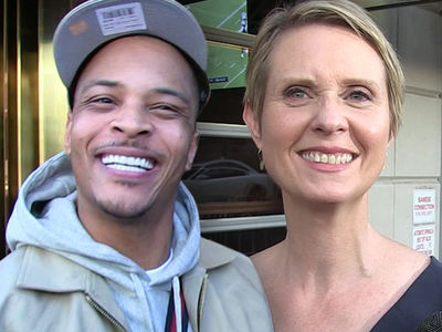 T.I. Loves Cynthia Nixon's Plans to Legalize Weed, But Doesn't Know Who She Is