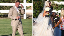 Ryan Lochte and Playboy Model Get Hitched In 108 Degree Wedding