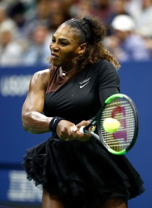 Serena Williams vs. Naomi Osaka at the US Open