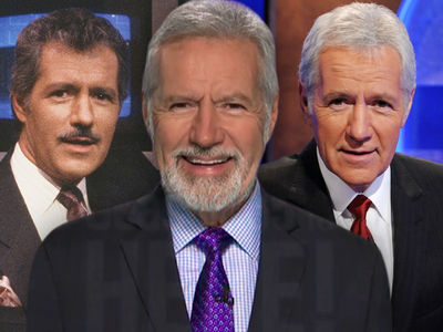 Alex Trebek Shocks Viewers With a Full Grown Beard For Season 35 of 'Jeopardy'
