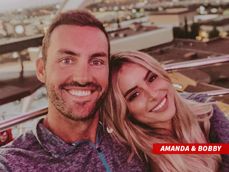 Bachelor star Amanda Stanton 'ashamed' as she's arrested for domestic battery
