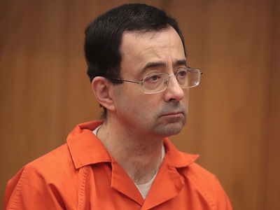 Larry Nassar Drugged, Raped and Impregnated 17-Year-Old, Lawsuit Claims