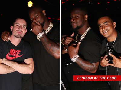 Le'Veon Bell Hits Miami Club In Middle Of Steelers Holdout