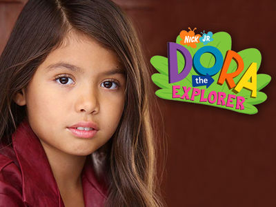 Actress Playing Young 'Dora the Explorer' Making Nearly $9,000 for Role