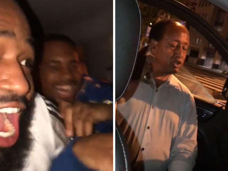Adrien Broner Banned From Uber After Going Berserk On Driver