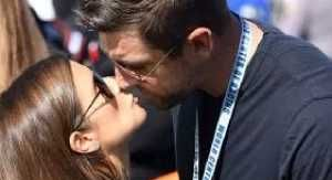 Danica Patrick Praises Boyfriend Aaron Rodgers For Performance