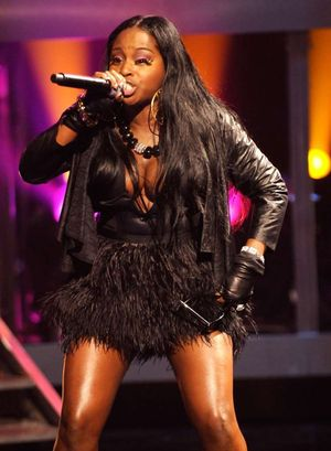 Foxy Brown Performance Photos