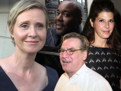 Cynthia Nixon's Bid for NY Governor Gets Strong Celebrity Backing