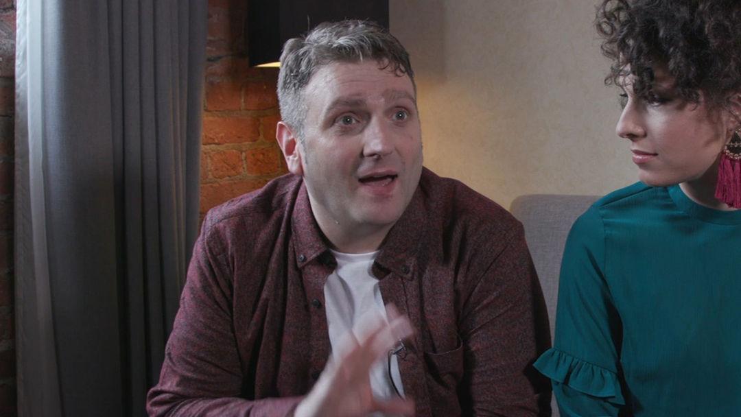 English Man Gets Bionic Penis, Loses Virginity at 45. Video thumbnail. '