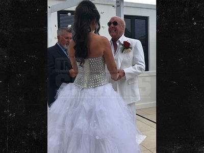 Ric Flair Marries Longtime Fiancee, I Woooooooooo!
