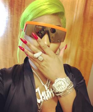 Nicki Minaj's Money Shots