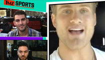 Sage Northcutt Is 100% Down to Fight Logan Paul, 'Could Be Massive!'