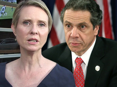 Cynthia Nixon Loses New York Governor Democratic Primary to Andrew Cuomo
