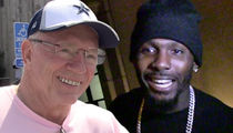 Jerry Jones Says He Didn't Talk Football with Dez Bryant at Beyonce Concert