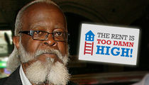 'The Rent Is Too Damn High' Guy Jimmy McMillan Sues to Run For Governor