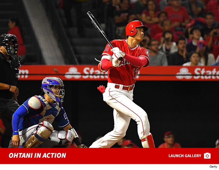 David Eckstein Says Shohei Ohtani Should Still Pitch & Hit Despite Arm Injury