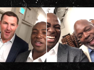 Emmitt Smith & Jason Witten Tell DeMarcus Ware Don't (Pass) Rush Through 'DWTS'