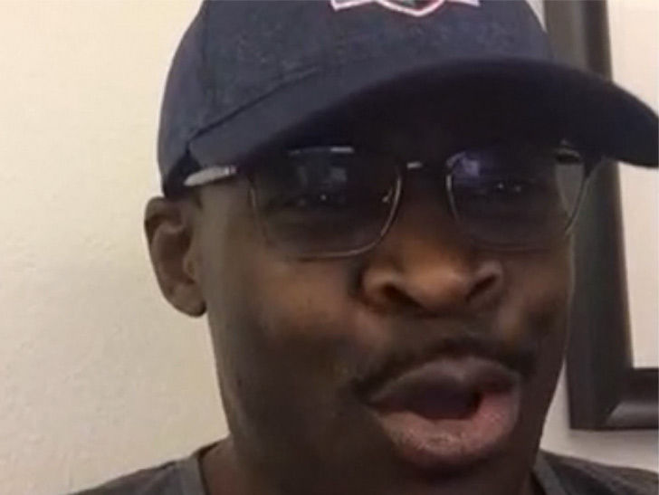 Michael Irvin Says He's Not Going To Fight Steve Smith, But I Ain't Backing Down!