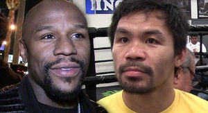 Floyd Mayweather Will Fight Manny Pacquiao in Boxing Rematch This Year