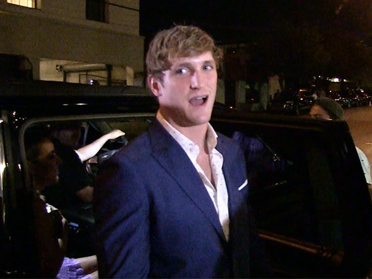 Logan Paul On Sage Northcutt Fight, 'I'd Have to Train My Ass Off' | TMZ.com