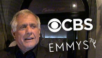 Les Moonves Not Invited to Emmy Awards