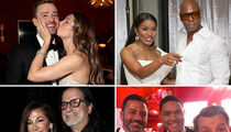 2018 Emmy Awards Behind the Scenes Was All Hugs, Kisses and Proposals