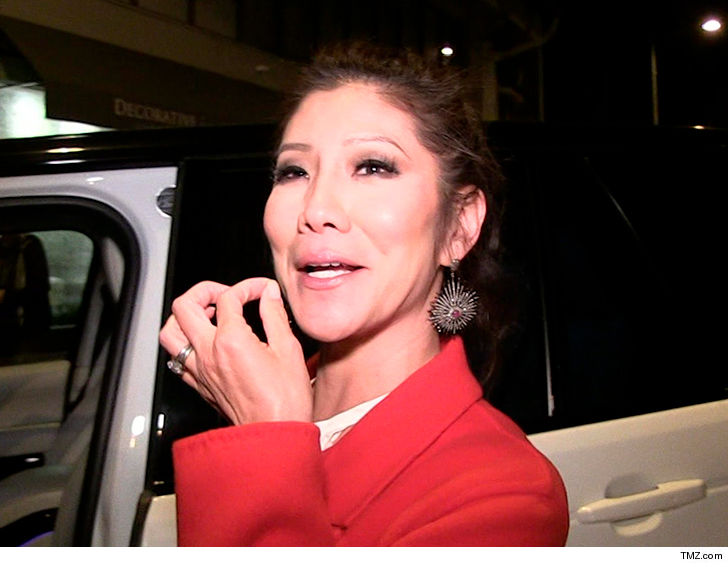 Julie Chen Will Announce Tuesday Shes Leaving The Talk