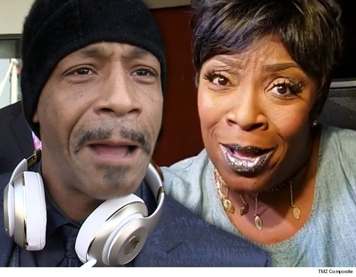 Katt Williams threatened with gun by Wanda Smith's husband outside comedy club