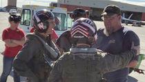 Tom Cruise Reporting for Flight Duty in 'Top Gun 2'