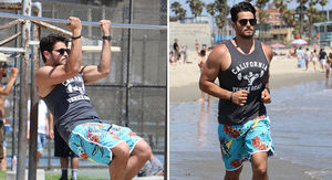 Florida 'Hot Cop' Daniel Rengering is Literally Pumped for 'Survivor'