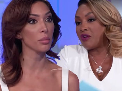 Vivica A. Fox Calls Out Farrah Abraham's Parenting: 'Are You Allowing Sophia to Be a Kid?'