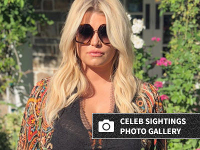 Jessica Simpson PREGNANT with Kid No. 3 -- See First Photo of Her Baby Bump!