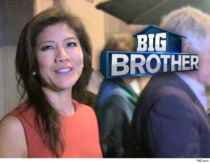 Julie Chen Will Remain The Host Of Big Brother Because Cbs Wont Ask Her To Go And She Wants To Stay Tmz Has Learned