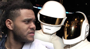 The Weeknd and Daft Punk Sued for Stealing 'Starboy'