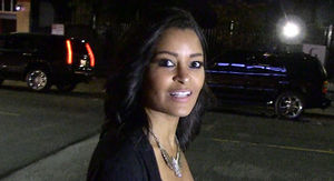 Claudia Jordan Angling to Replace Julie Chen Moonves on 'The Talk'