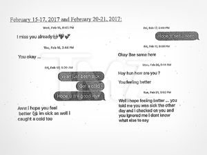 The Text Messages