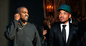 Kanye West Breaks News That He's Moving Back To Chicago & Doing Album With Chance The Rapper