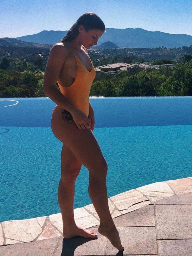 Ella Dederick is the girlfriend of New York Jets linebacker Frankie Luvu