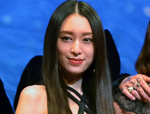 Chiaki Kuriyama -- now 33 years old -- was photographed last year looking killer.