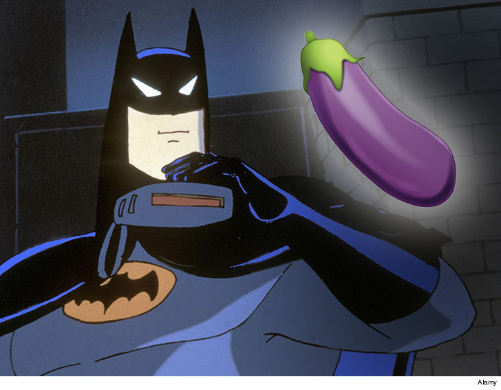 Batman Cartoon Sex-Pics