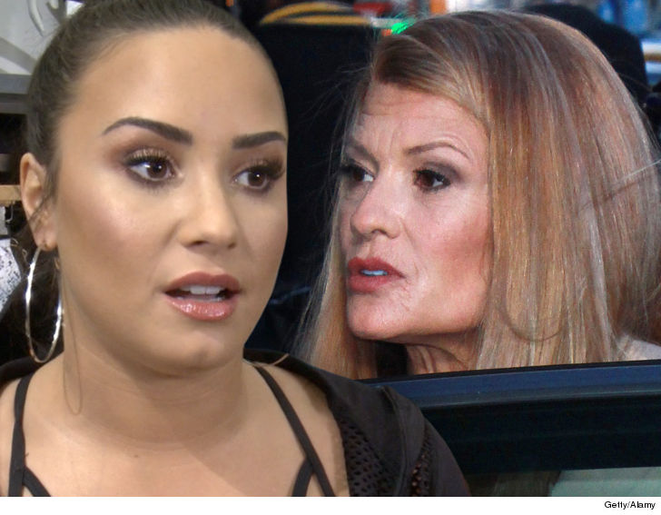 Demi Lovato's Mom Breaks Silence On Terrifying Overdose: 'My Heart Just Dropped'
