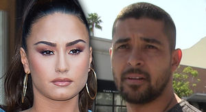 Wilmer Valderrama Constantly Visits Demi Lovato in Rehab