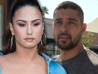 Wilmer Valderrama Constantly Visits Demi Lovato in Rehab