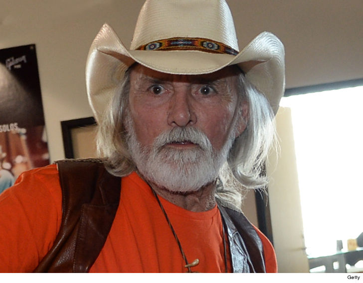 The Allman Brothers Band's Dickey Betts Needs Brain Surgery After 'Freak Accident'