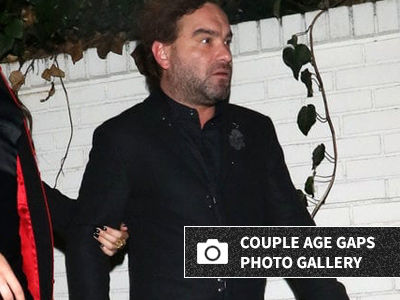 Johnny Galecki, 43, Steps Out with His 21-Year-Old Girlfriend -- See the Couple Go Public!