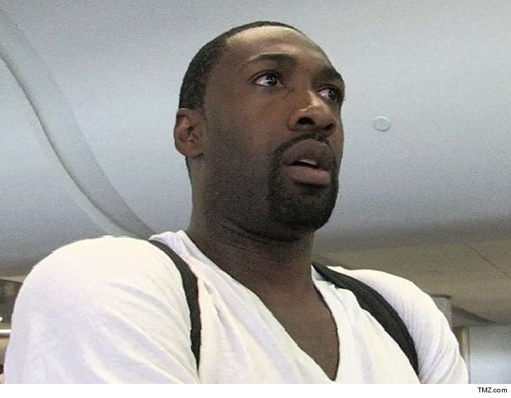 Gilbert Arenas Sues Woman, Your Lies Cost Me $10 Mil ...